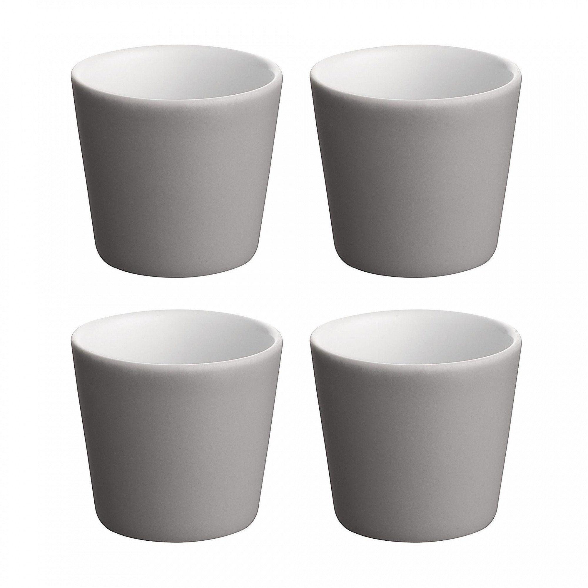 Alessi Tonale Set Espresso Cup Set of 4 | AmbienteDirect