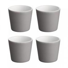 Alessi - Tonale espressokopje set van 4