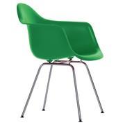 Vitra - Eames Plastic Armchair DAX verchromt