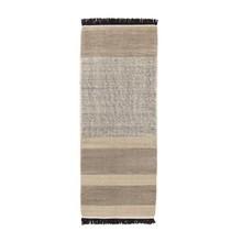 Nanimarquina - Tres Stripes Woll-Filz Teppich