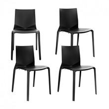 Kristalia - Plana Chair 4-piece Set
