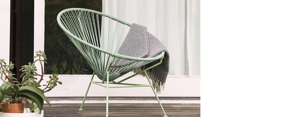 OK Design Acapulco Sessel und Mini Sessel | AmbienteDirect