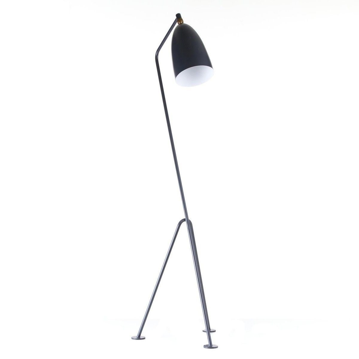 grasshopper floor lamp gubi. Black Bedroom Furniture Sets. Home Design Ideas