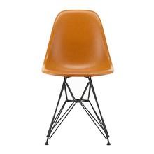 Vitra - Eames Fiberglass Side Chair DSR schwarz