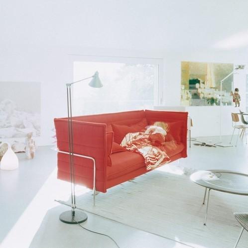 Vitra - Alcove Bouroullec 3-Sitzer Sofa