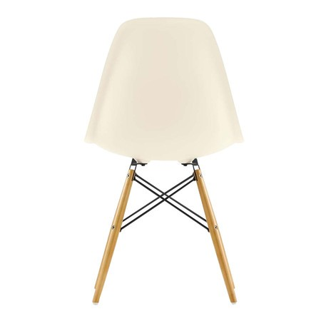 Excellent Vitra Eames Plastic Side Chair Dsw Gouden Esdoorn Gmtry Best Dining Table And Chair Ideas Images Gmtryco
