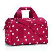 Reisenthel - Reisenthel Allrounder L Tasche - ruby dots/Polyester
