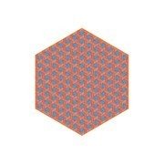 Moooi Carpets - Hexagon Teppich 250x290cm