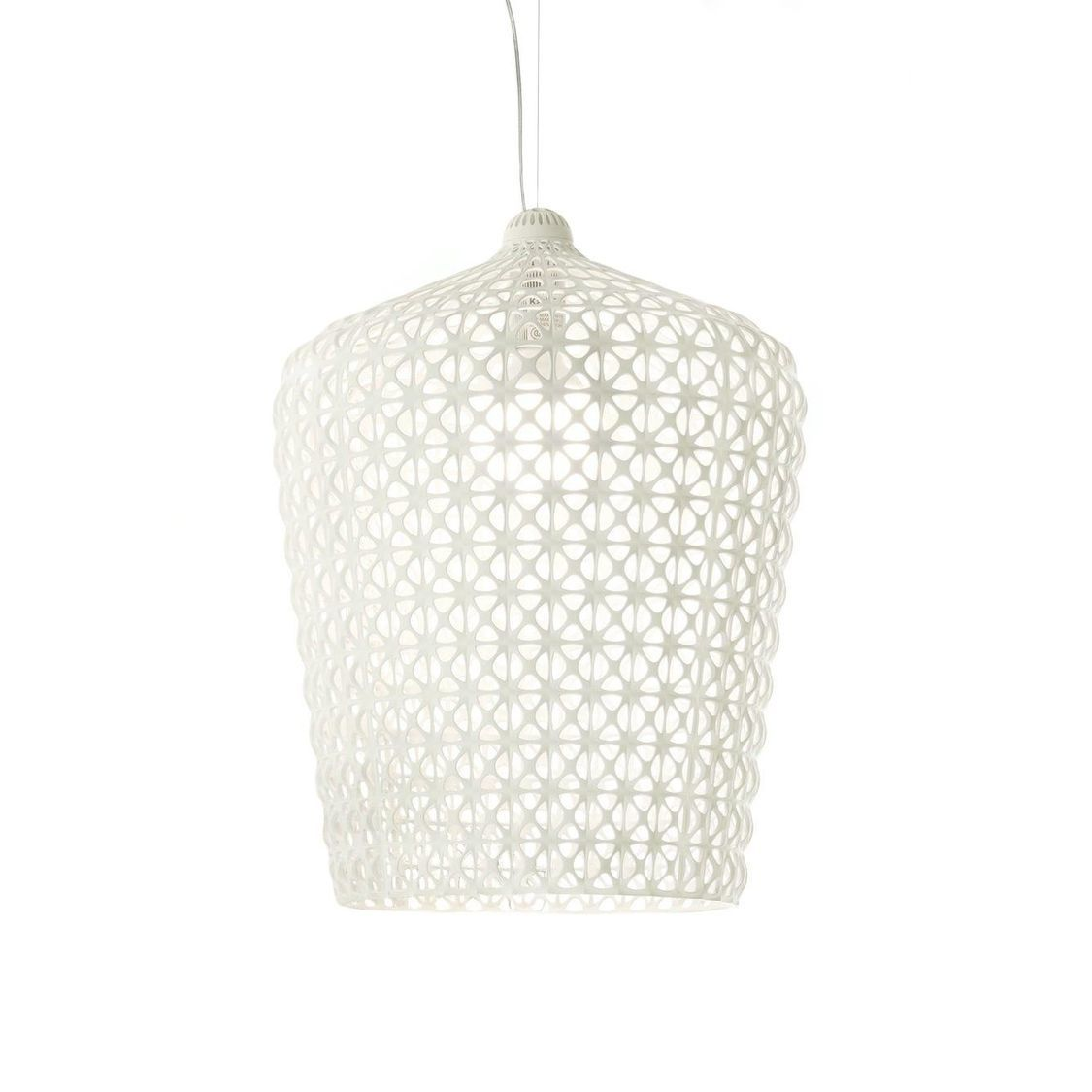 kabuki suspension lamp kartell. Black Bedroom Furniture Sets. Home Design Ideas
