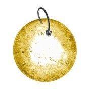Catellani & Smith - Luna Piena Wandleuchten - gold/Messing/Größe 1/Ø80cm - Strichzeichnung
