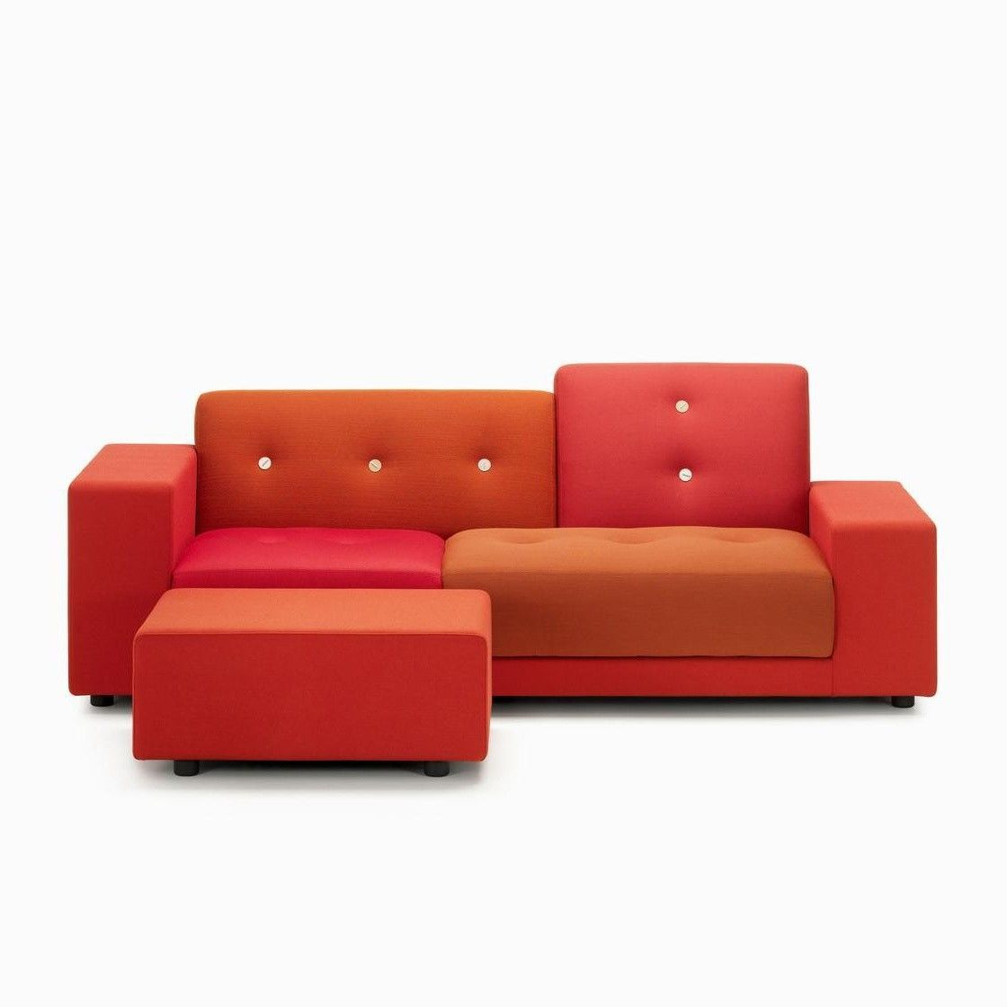 polder compact sofa vitra. Black Bedroom Furniture Sets. Home Design Ideas