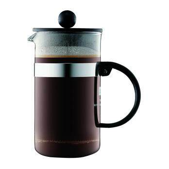 Bodum - Bistro Nouveau Kaffeebereiter - schwarz/12,2 x 15,2cm/0.35L/3 Kaffeetassen