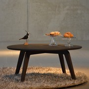 Jan Kurtz - Dweller - Table d'appoint bois massif