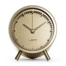 LEFF Amsterdam - LEFF Tube Table Clock index