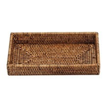 Decor Walther - Basket TAB 2 - Dienblad rotan