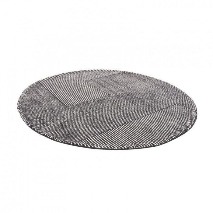 Stripe Teppich rund Ø 200cm  Tom Dixon  AmbienteDirectcom