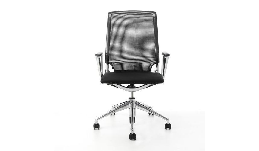 Vitra meda chair chaise de bureau vitra for Chaise de bureau vitra prix
