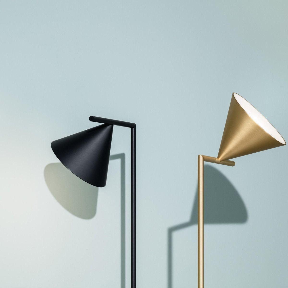 captain flint led stehleuchte flos leuchtmittel leuchten. Black Bedroom Furniture Sets. Home Design Ideas