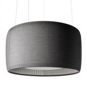 Luceplan - Silenzio D79 LED Suspension Lamp Ø90cm