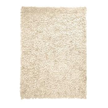 Nanimarquina - Little Field of Flowers Teppich - elfenbein/Filz/Wolle/200x300cm