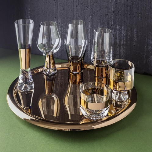Tom Dixon - Tank Low Ball Glas 2er Set