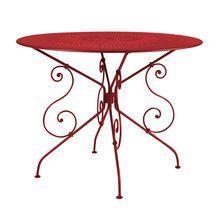 Fermob - 1900 Garden Table