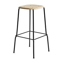 HAY - Soft Edge 30 High - Tabouret de bar