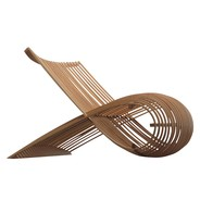Cappellini - Wooden Chair Holzsessel