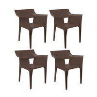 Vondom - Pedrera Armchair 4 Piece Set