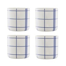 Normann Copenhagen - Mormor Blue Cup Set