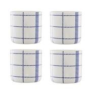 Normann Copenhagen - Mormor Blue Tassen Set