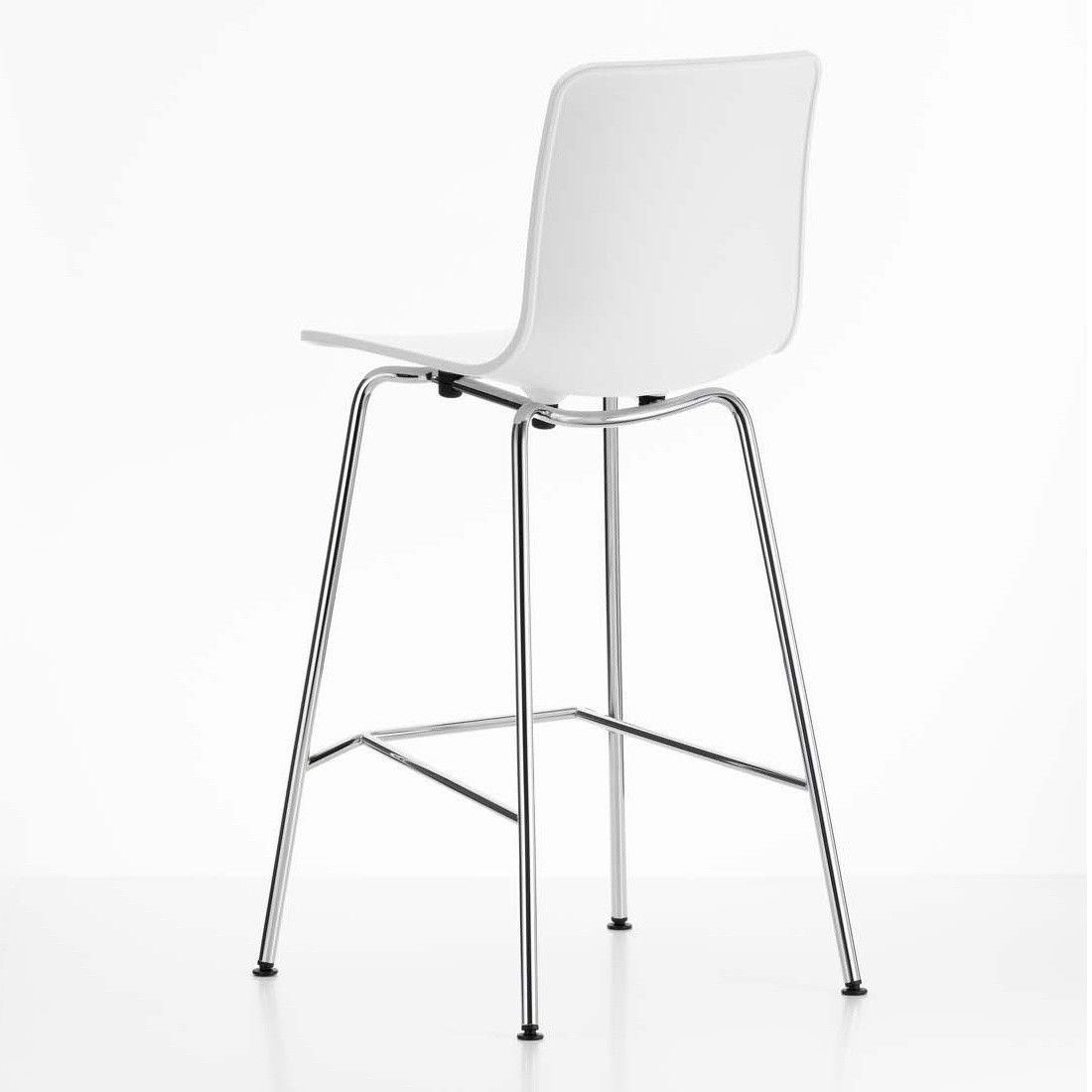 Hal stool medium tabouret de bar vitra for Soldes vitra