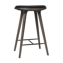 Mater - High Stool Oak Base H 69cm