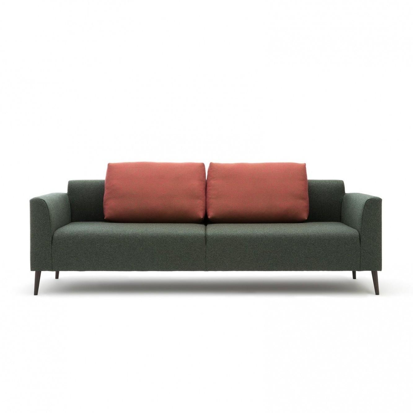 freistil rolf benz freistil 162 3 sitzer sofa ambientedirect. Black Bedroom Furniture Sets. Home Design Ideas