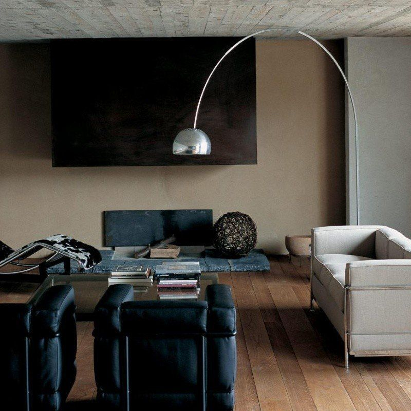 cassina le corbusier lc2 sessel ambientedirect. Black Bedroom Furniture Sets. Home Design Ideas