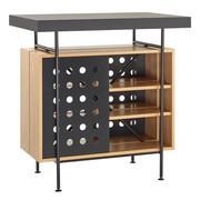 Richard Lampert - Table haute Milla 100x70x105cm