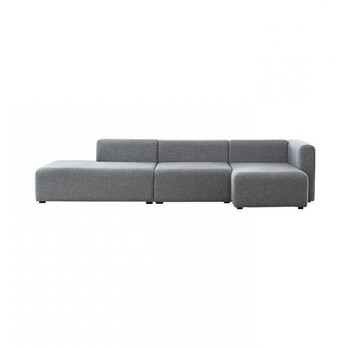 Hay Mags Lounge Sofa Chaise Longue Right Ambientedirect