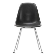 Vitra - Eames Fiberglass Side Chair DSX Chromed Base