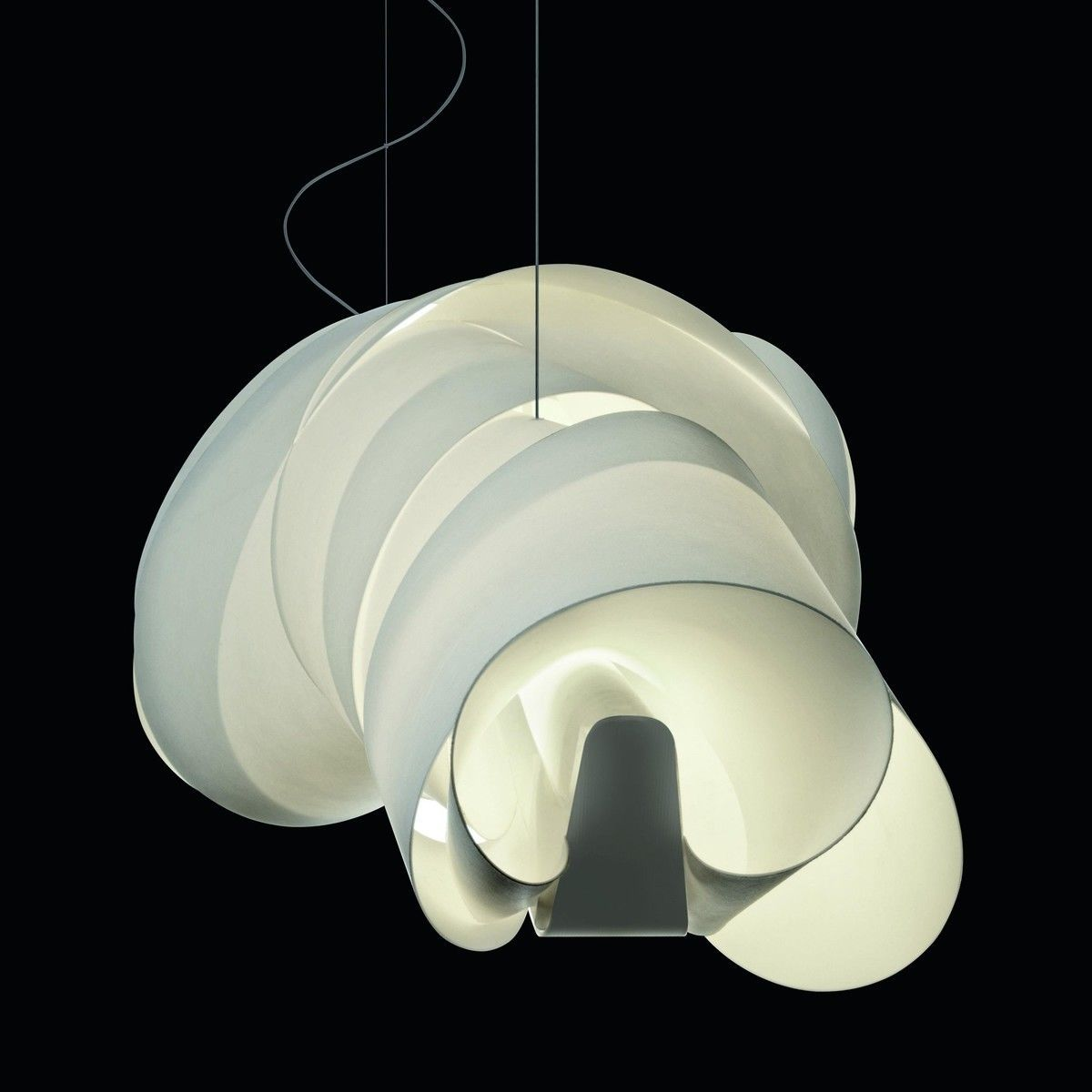 Jamaica suspension lamp foscarini for Suspension 4 lampes