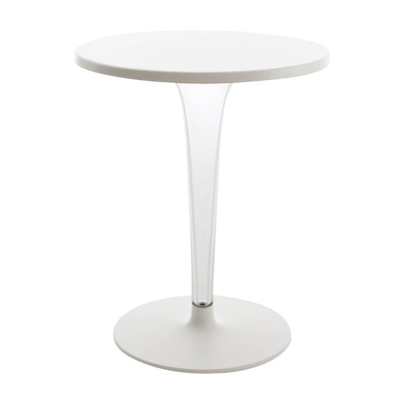 Top top dr yes table round kartell for Table kartell