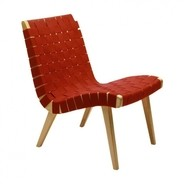 Knoll International - Risom Lounge Chair