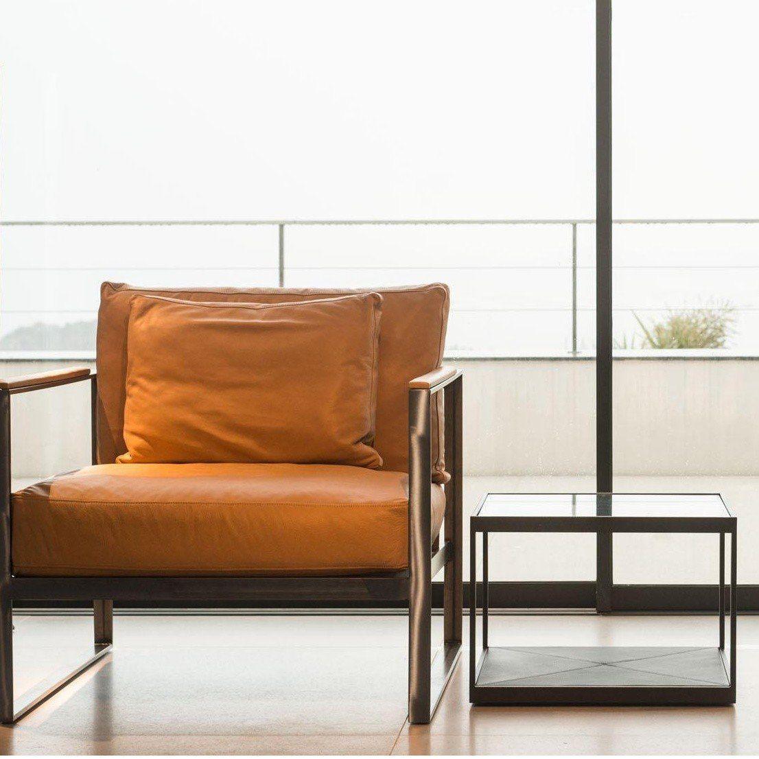 Röshults Monaco Coffee Table 50x50