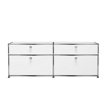 Usm Sideboard With 4 Falling Boards H 56 5cm Ambientedirect