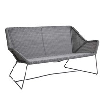 Cane-Line - Breeze 2-Sitzer Outdoor Lounge Sofa