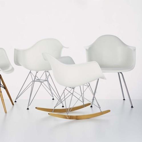 Vitra - Eames Plastic Armchair DAX Stuhl H43cm
