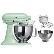 KitchenAid: Brands - KitchenAid - KitchenAid Artisan Ice Cream Set 5KSM150