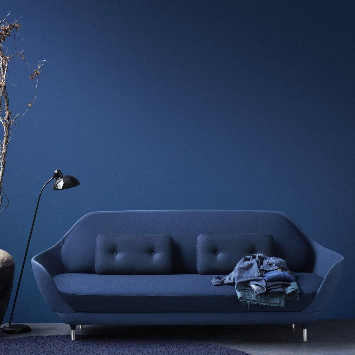 kaiser idell 6556 f super lampadaire kaiser idell. Black Bedroom Furniture Sets. Home Design Ideas