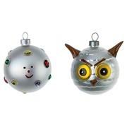Alessi - Palle Presepe - Set de boules de arbre de Noël 5