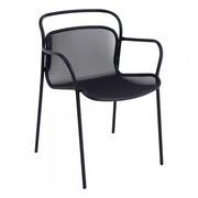 emu - Chaise de jardin avec accoudoirs Modern