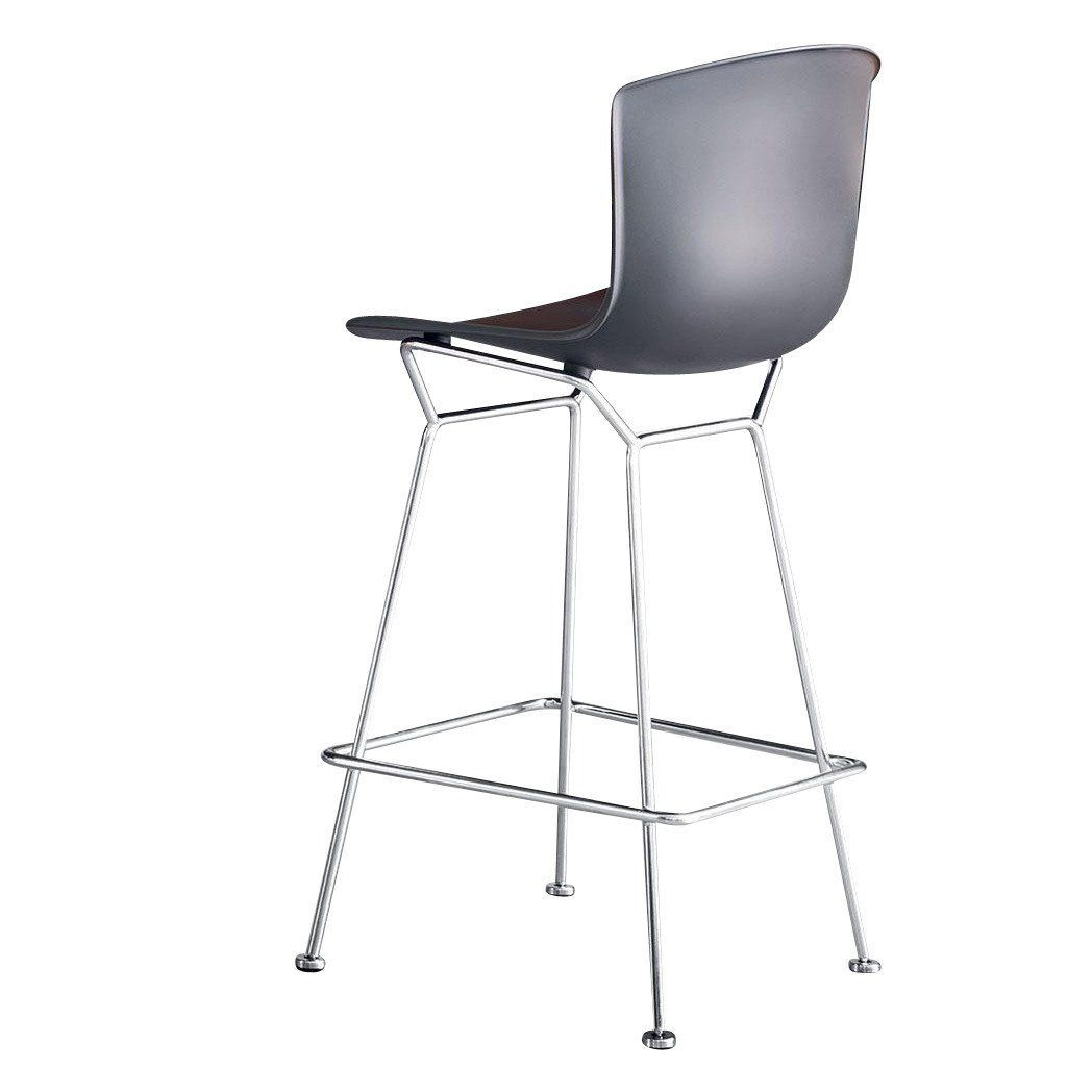 Bertoia plastic bar stool knoll international for Bertoia stoel